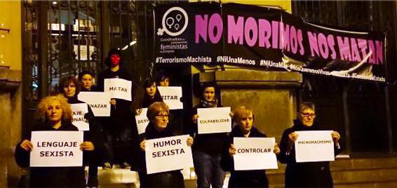 "Grito unánime contra las violencias machistas: ""No morimos. Nos matan"""