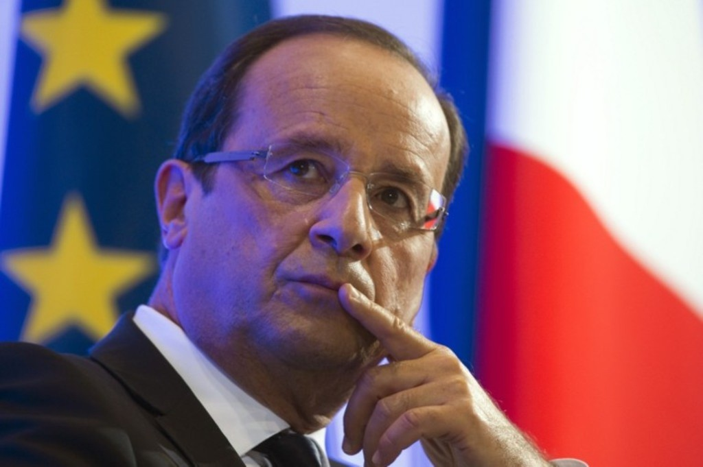 Hollande blinda Francia