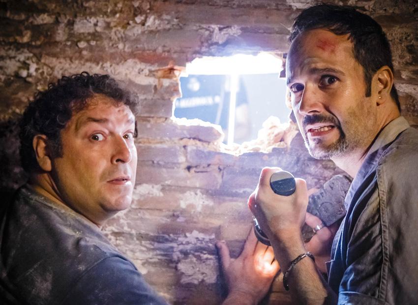 """""""Bendita Calamidad"""", la película más vista del fin de semana en Aragón"""