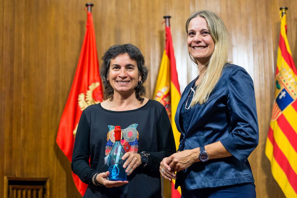 Luisa Broto pide soluciones urgentes para los refugiados que buscan amparo en Europa