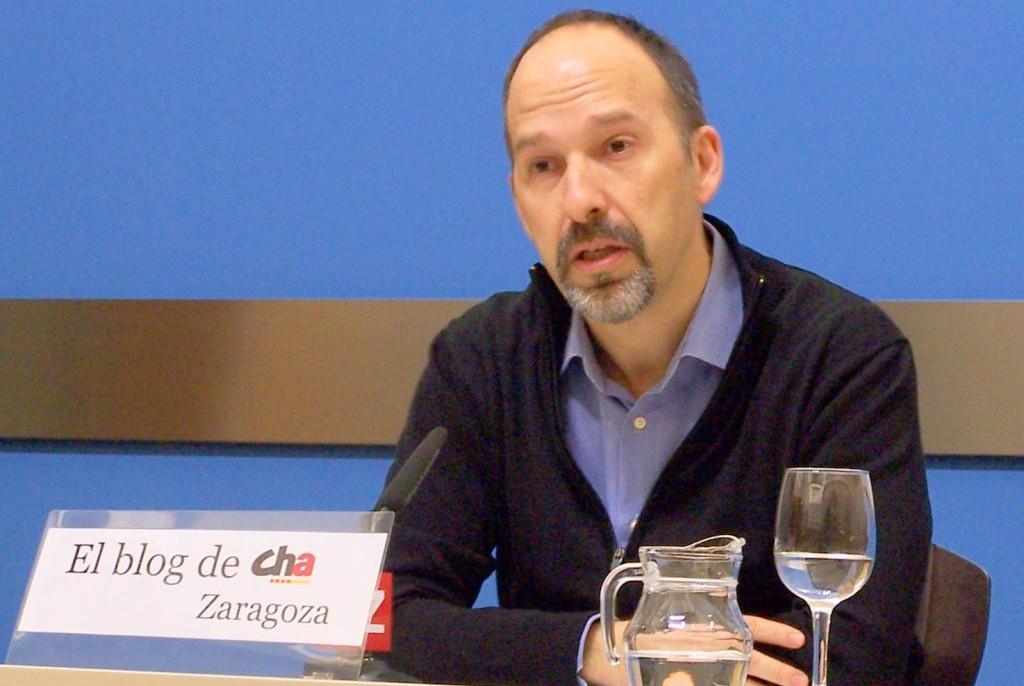 CHA pide más información sobre los presupuestos de Zaragoza