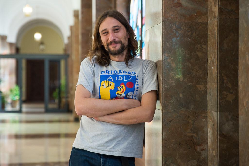 Desestiman el recurso de Stop Desahucios por la multa contra Pablo Híjar