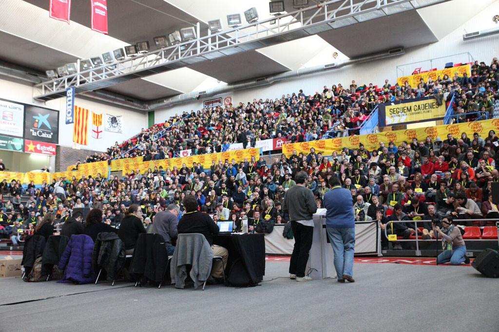 La CUP traslada al domingo su reunión para decidir la propuesta de Junts pel Sí