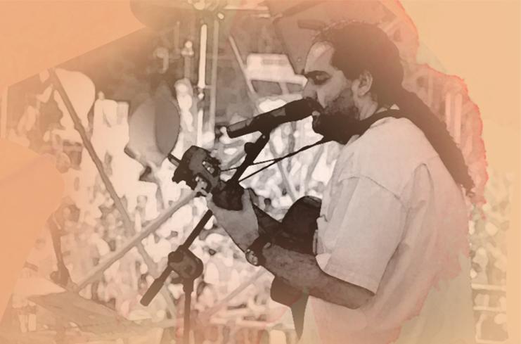 """Diego Escusol presenta su nuevo disco: """"Pido la voz y la guitarra"""""""