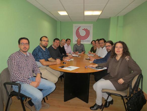 Los grupos de las candidaturas municipalistas en las diputaciones se reúnen para mejorar aspectos comunes