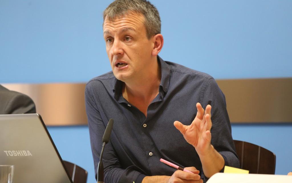 Rivarés trasladará a Gimeno una posición consensuada entre los grupos municipales