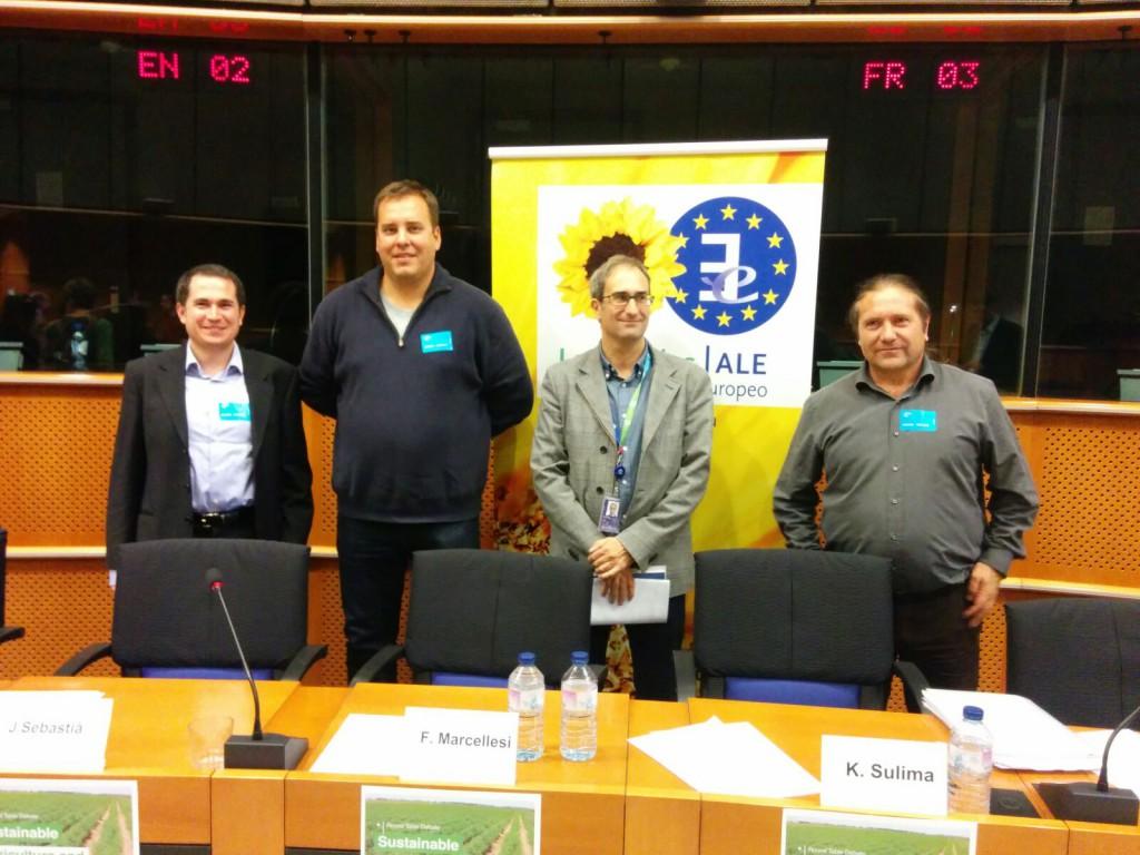 CHA cuestiona en Bruselas la aplicación de la PAC