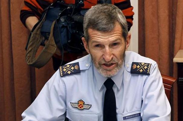Podemos ficha al que fuera jefe del Estado Mayor de la Defensa con Zapatero como número 2 al Congreso por Zaragoza