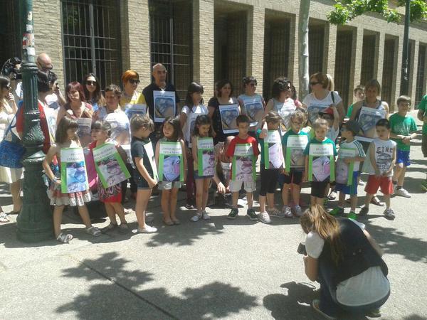 """Plataforma Comedores Escolares: """"la licitación del colegio público Cuarte III no cumple el compromiso suscrito por quien actualmente detenta el Gobierno de Aragón"""""""