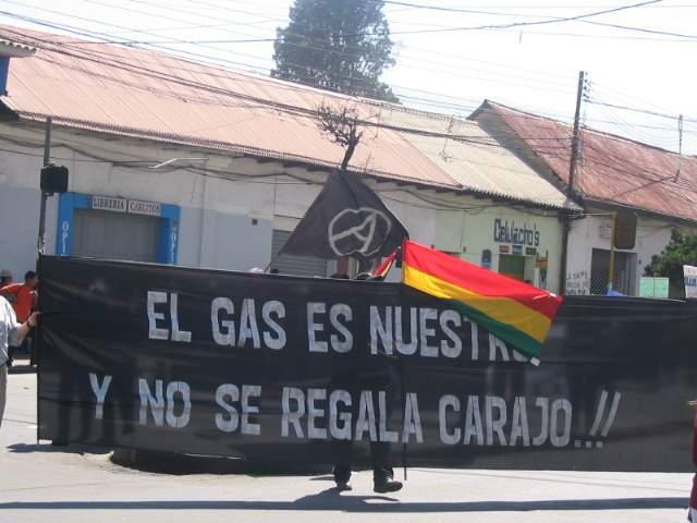 El anarquismo en Bolivia, una conversación con Carlos Crespo