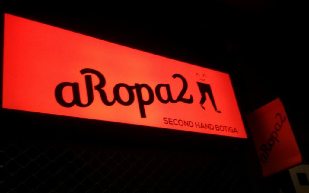 aRopa2 Second Hand Botiga Delicias: celebra 6 meses de moda sostenible