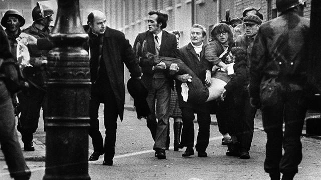 Detienen a un exmilitar británico por la matanza del Domingo Sangriento en Derry