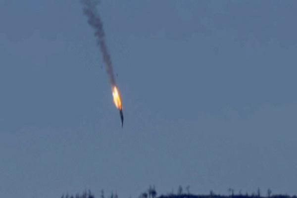 Turquía derriba un caza ruso y aumenta la tensión internacional