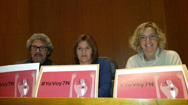 Las Cortes de Aragón apoyan la Marcha del 7N