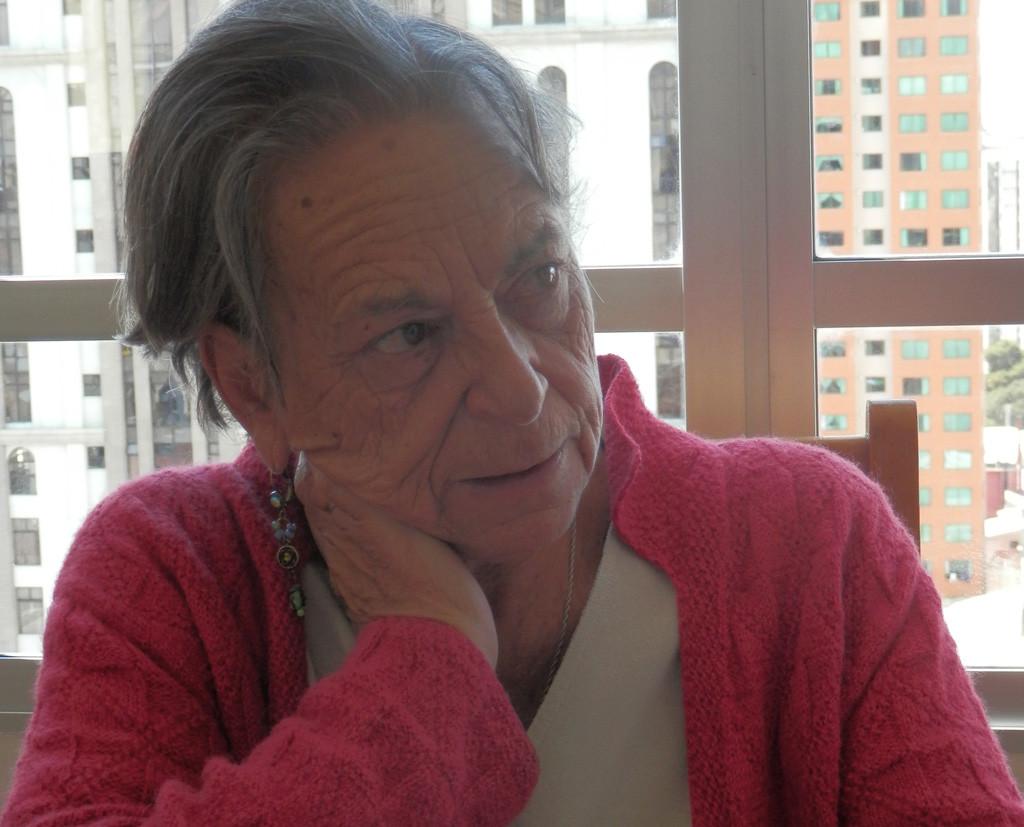 """""""El País Vasco fue mi kínder y Bolivia mi escuela"""". Una conversación con María Carvajal, presidenta de la asociación de DDHH en Bolivia"""