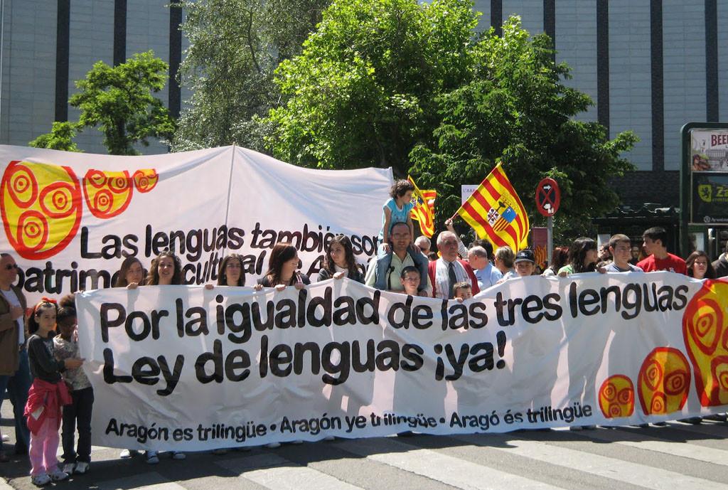 Europa reafirma lo reconoiximiento de l'aragonés y lo catalán
