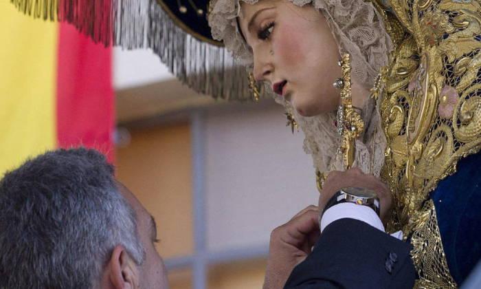 Recurren el archivo de la medalla a la Virgen del Amor