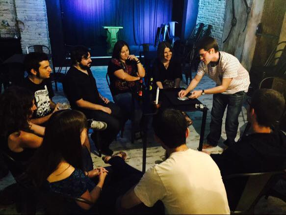 Una Jam Session Mágica abre la programación de las Fiestas del Pilar en El Sótano Mágico