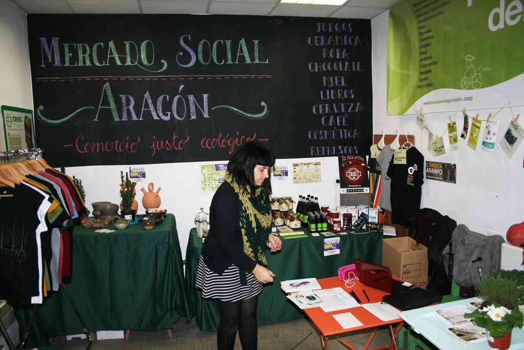El Mercado de Barrio se encuentra con la Economía Solidaria