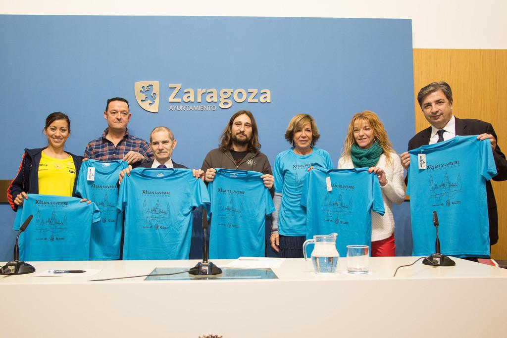 Nuevo récord en la Carrera de San Silvestre en Zaragoza