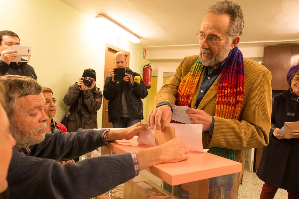 Pedro Arrojo: «la gente tiene derecho a que pueda haber un gobierno decente y digno»