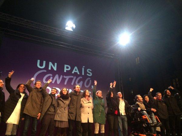 "Iglesias marca tres condiciones ""inaplazables e imprescindibles"" para un acuerdo de investidura"