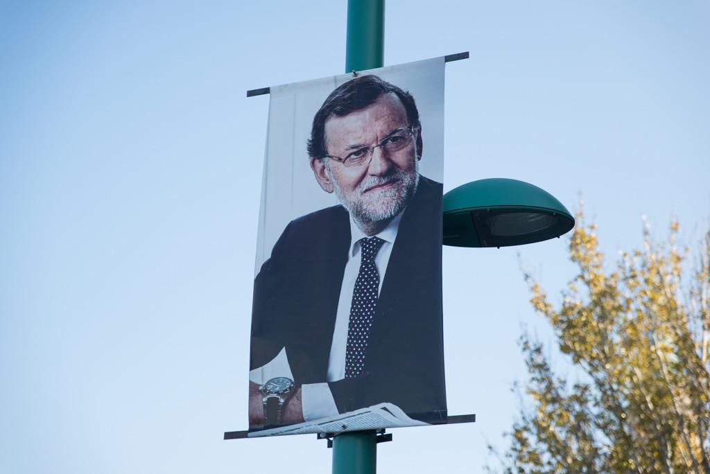 Rajoy inicia con Coalición Canaria la ronda de contactos para intentar formar gobierno