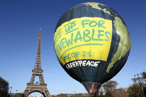 Greenpeace cree que el contenido del borrador de la COP21 debe mejorar