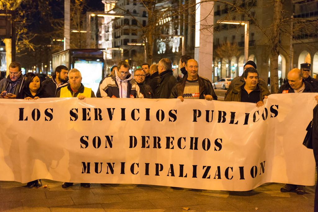 El PSOE redactó el pliego de condiciones a medida de AUZSA