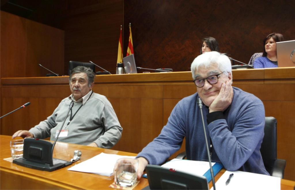 CeAQUA solicita que Aragón haga una declaración contra los crímenes del franquismo