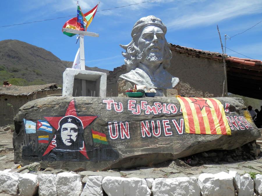 """Tras las huellas del Ché. Juan Martín """"Tin"""" Guevara"""