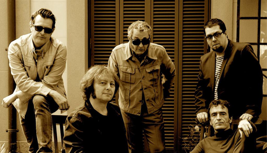 Los Negativos vuelven a Zaragoza con su Pop Psicodélico, tras muchos años de ausencia