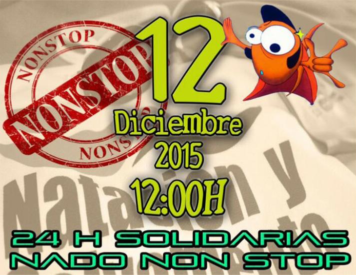 Tarazona celebra la II edición de las 24 horas de nado solidario