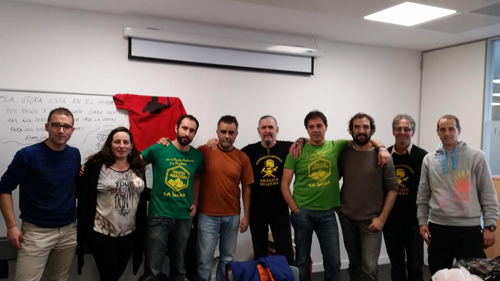 Finaliza el encierro de los trabajadores de Sarga tras 43 días