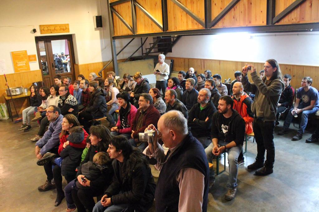 Artieda acoge la octava trobada de inmersión lingüística en aragonés