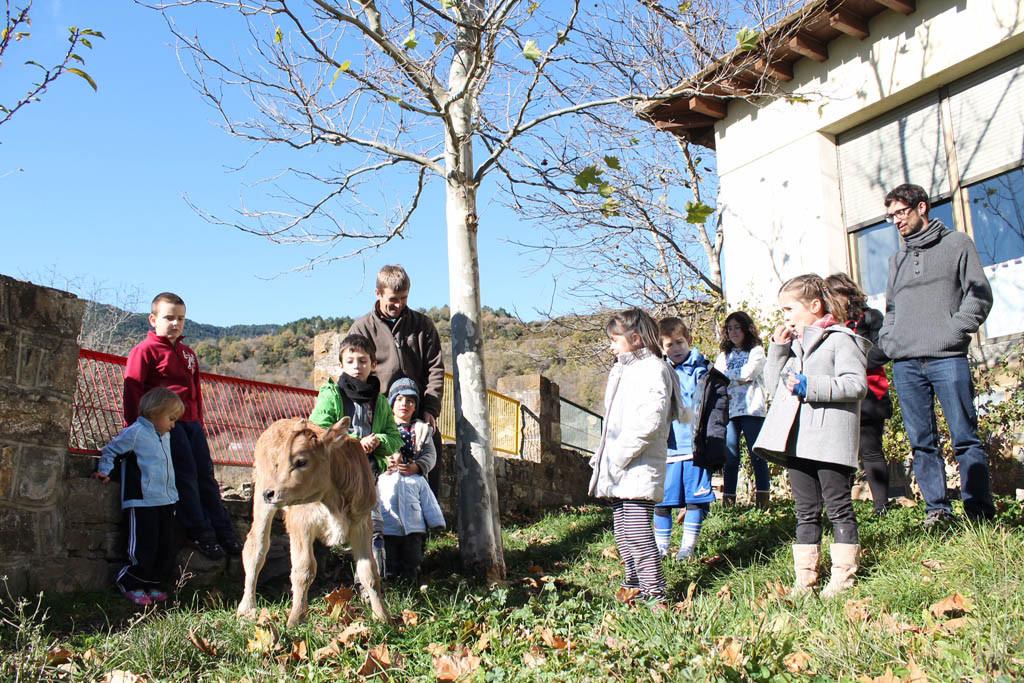 Todo preparado para la sexta convivencia de Inmersión lingüística «Trobada-Vivir en Aragonés» en el Val d'Echo