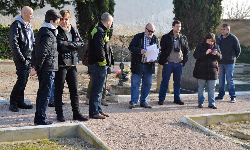 El equipo de gobierno municipal de Uesca se compromete con la recuperación de la memoria histórica