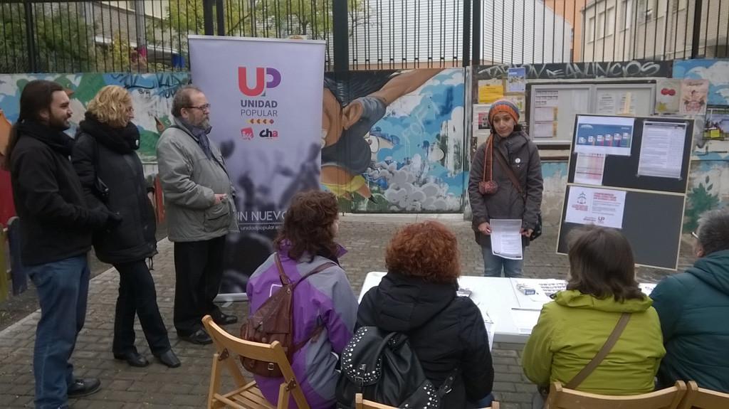 Unidad Popular se compromete con una «educación pública, universal, laica, inclusiva y gratuita»