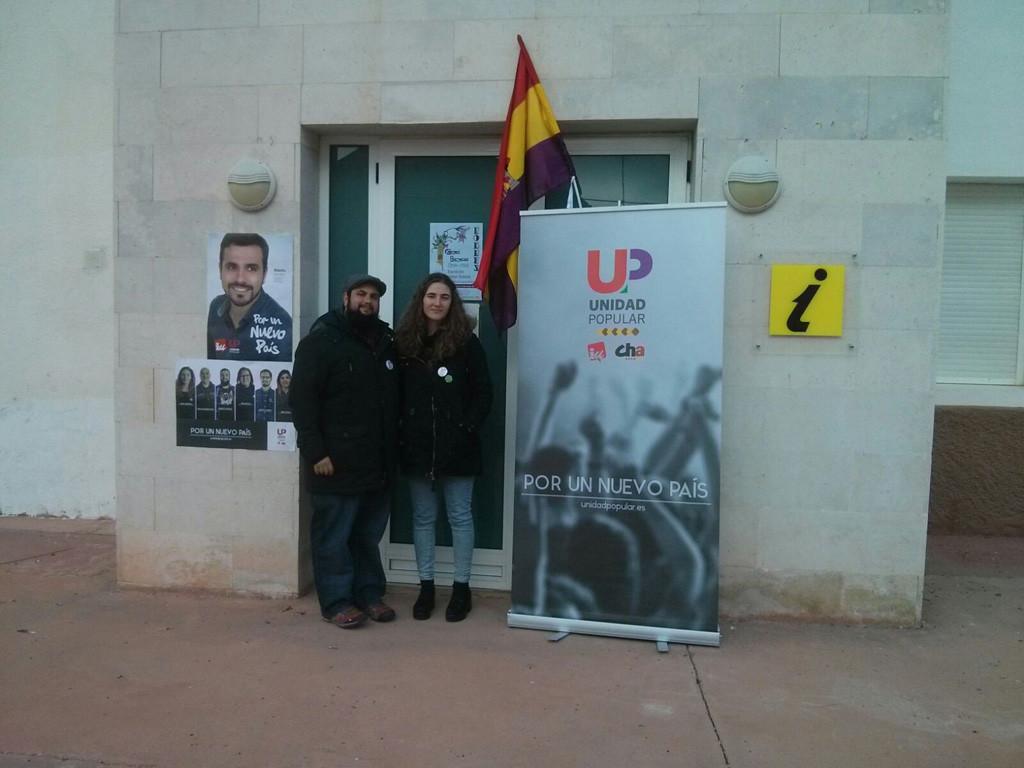 Unidad Popular pide medidas de urgencia para la reparación de las víctimas del franquismo