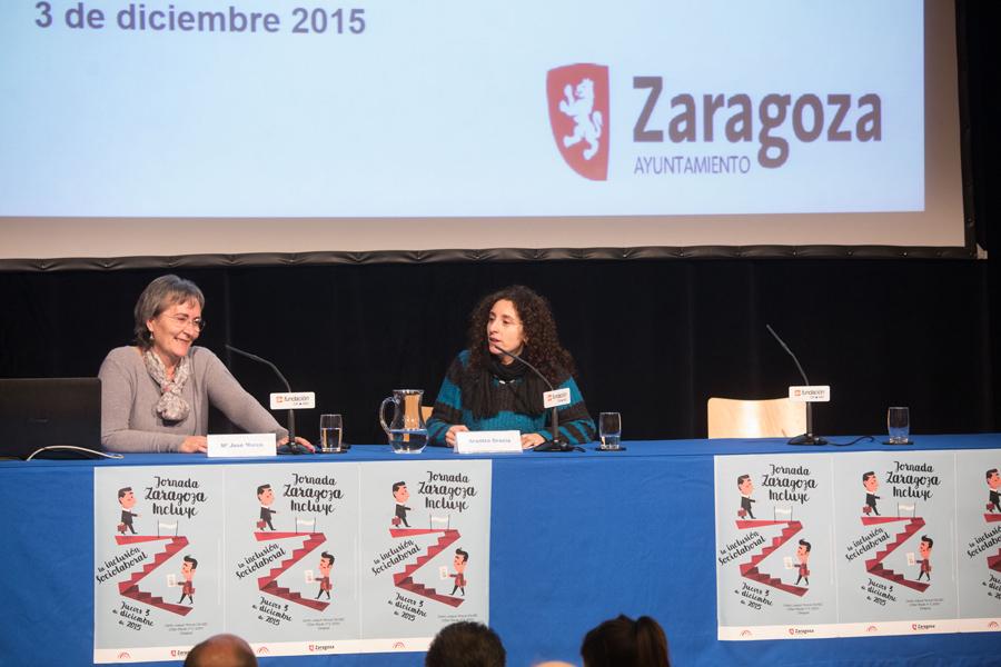 Zaragoza Incluye atiende a 324 personas en sus primeros ocho meses de existencia