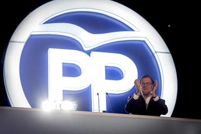 El juramento de Mariano Rajoy