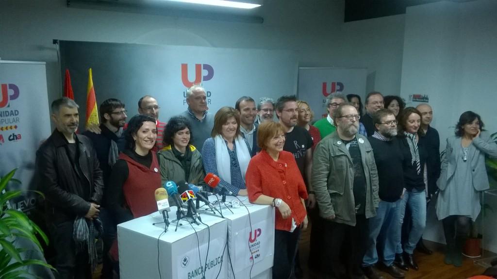 Unidad Popular, fin de campaña con optimismo y confianza en contribuir a la derrota de la derecha
