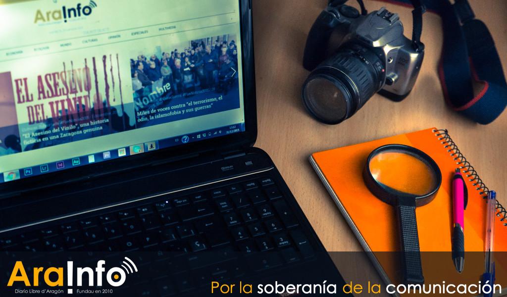 Más de 250.000 usuarias y usuarios únicos al mes consolidan el tercer puesto de AraInfo entre los diarios digitales aragoneses