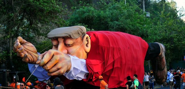 Santiago de Chile homenajea al poeta Pablo Neruda