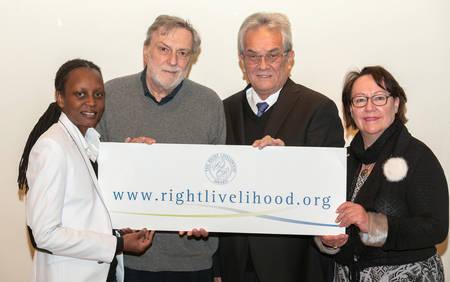 Las personas ganadoras del Premio Right Livelihood 2017 se conocerán el próximo 26 de septiembre