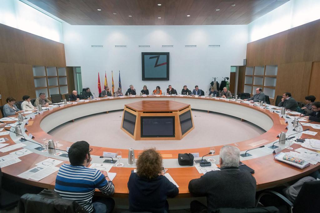 Los presupuestos participativos y la situación económica del Ayuntamiento centran el pleno del Consejo de la Ciudad