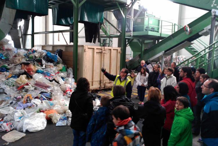 Cambiar Huesca pide que se inicie el protocolo de separación y recogida de residuos estas navidades