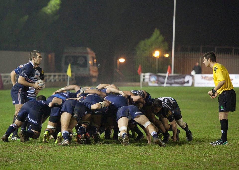 El Fénix C.R. empata en su visita al Químic Rugby