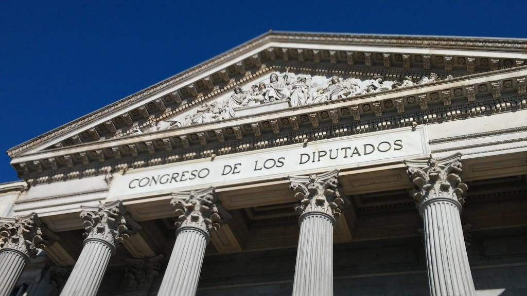 La Mesa del Congreso rechaza, con la mayoría del PP y Ciudadanos, los grupos de ERC, IU y EH-Bildu y de Compromís