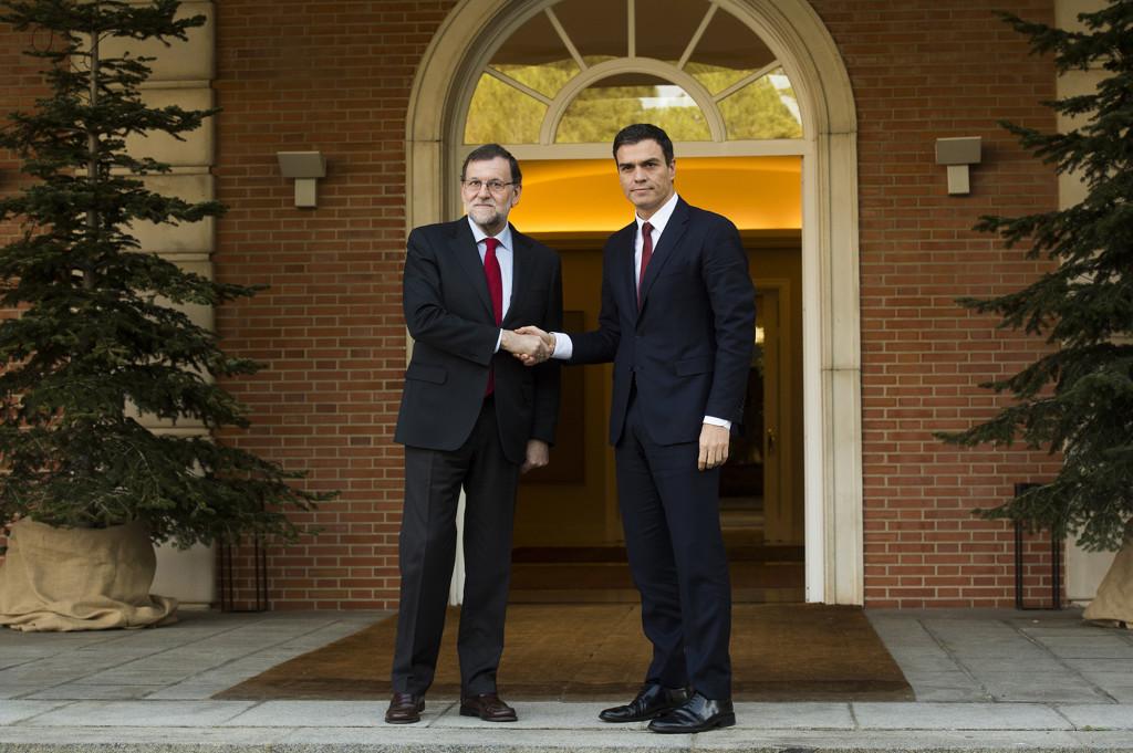 Rajoy se reúne esta semana, por separado, con Sánchez, Rivera e Iglesias